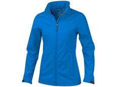 Куртка софтшел женская Elevate Maxson, королевсикй синий фото