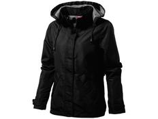 Куртка женская Slazenger Top Spin, черная фото