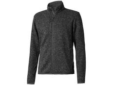 Куртка трикотажная мужская Elevate Tremblant, темно-серая фото