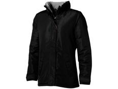Куртка женская Slazenger Under Spin, черная фото