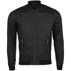 Куртка унисекс Sol's Roscoe, черная фото