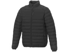 Куртка утепленная мужская Elevate Atlas, чёрная фото