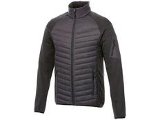 Куртка утепленная мужская Elevate Banff, черная фото