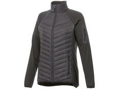 Куртка утепленная женская Elevate Banff, черная фото