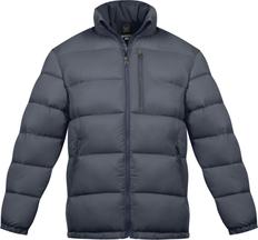 Куртка утепленная Unit Hatanga, темно-синяя фото