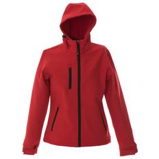Куртка женская JRC Innsbruck Lady, красная фото