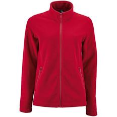 Куртка женская Sol's Norman, красная фото