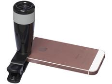 Линза для смартфона Avenue, черная фото