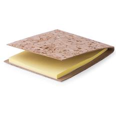 Листки для записей TELSON, коричневый фото