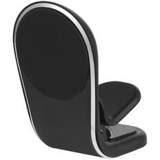 Держатель для смартфонов Pinch магнитный, черный фото