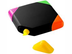 Маркер 4-цветный Trafalgar, черный фото