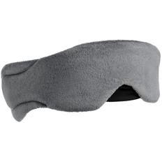 Маска для сна с наушниками Softa 2, серая фото