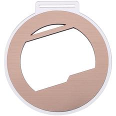 Медаль Vittoria, бронзовая фото