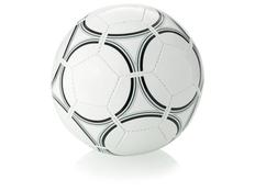Мяч футбольный Размер 5 32 панели, черный/ белый фото