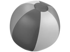 Мяч надувной пляжный Trias, серый фото