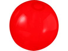 Мяч пляжный Ibiza, красный фото