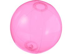 Мяч пляжный Ibiza, розовый фото