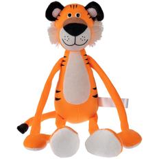 Мягкая игрушка Tigro, оранжевая фото