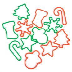 Мини-браслет силиконовый фото