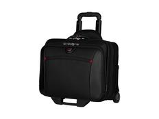 """Портфель на колесиках Wenger Potomac с отделением для ноутбука 15,4"""", черный фото"""