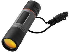 Монокуляр Kain 10x25, черный, серый, оранжевый фото