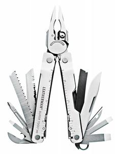Мультитул Leatherman Super Tool, серебристый фото