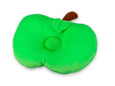 Музыкальная подушка Яблоко, зеленый фото