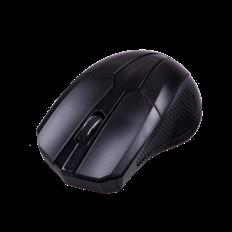 Мышь беспроводная Ritmix RMW 560, черная фото