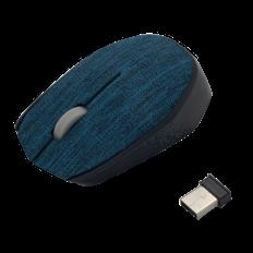 Мышь беспроводная Ritmix RMW 611, синяя фото