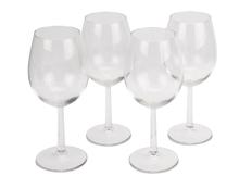 Набор бокалов для вина Vinissimo, 4 шт., 430 мл., прозрачный фото