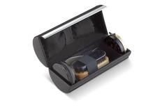 Набор для чистки обуви Giorgio, черный фото