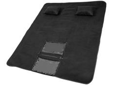 Набор для пикника Chill, черный фото
