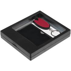 Набор Doyle: брелок-фонарик Vivid, мультитул Dextro, красный фото