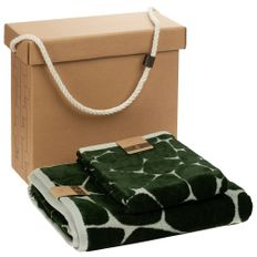 Набор полотенец Very Marque Giraffe Duo, зеленый фото