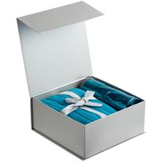 Набор Global Warming: плед и термостакан, голубой фото