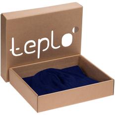 Набор teplo Lima: шапка, шарф, темно-синий фото
