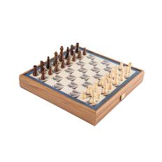 Набор настольных игр 4 в 1: шахматы, нарды, лудо, змейка, крафт / разноцветный фото