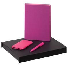 Набор Office Fuel, розовый фото