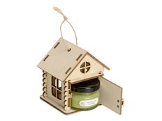 Набор подарочный Eat & Bite «Крем-мед в домике», лайм с имбирем фото