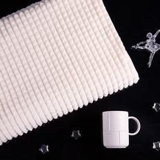 Набор подарочный Hygge Art: плед, кружка, коробка, белый фото