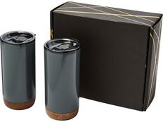 Набор подарочный Valhalla из 2 термокружек, тёмно-серый фото