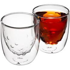 Набор стаканов Qdo Elements Water, 210 мл, прозрачный фото