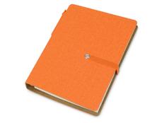 Набор стикеров Write and stick с ручкой и блокнотом, оранжевый фото