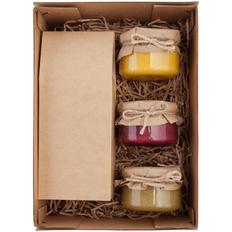 Набор Sweeting Honey Cream: чай и мед, крафт / разноцветный фото