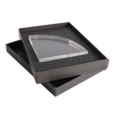Награда из акрила Segment в подарочной коробке, прозрачная фото