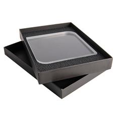 Награда из акрила Quadra Brilante в подарочной коробке, прозрачная фото