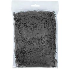 Наполнитель подарочный, 50 гр, темно-серый фото