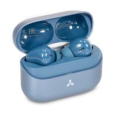 Наушники беспроводные в зарядном кейсе Accesstyle Terra ANC, синие фото