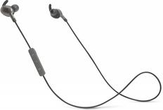 Наушники беспроводные внутриканальные, с микрофоном JBL Everest, серые фото