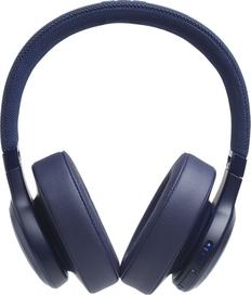 Наушники беспроводные JBL LIVE500BT, синие фото